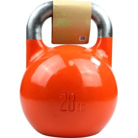TITAN LIFE Kettlebell steel competition, 28 kg