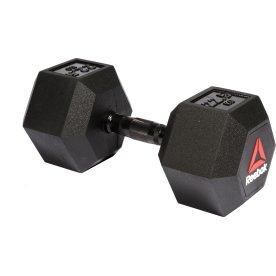 Reebok Hex dumbbell, 22,5 kg