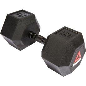 Reebok Hex dumbbell, 35 kg