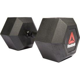 Reebok Hex dumbbell, 50 kg