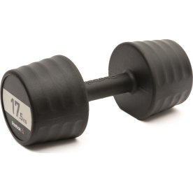 Reebok Gummi Håndvægt, 17,5 kg DELTA