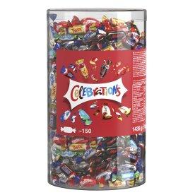 Celebrations små chokolader, 1,5kg