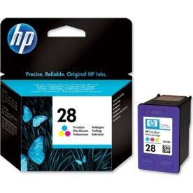 HP nr.28/C8728AE blækpatron, 3-farvet, 240s