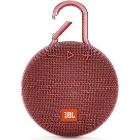 JBL Clip 3 Bluetooth højtaler, rød