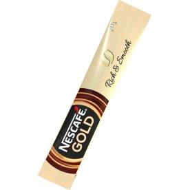 Nescafé Gold sticks instant kaffe, 100 stk.