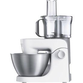 Kenwood KHH300WH - Køkkenmaskine, sølv/hvid, 4,3 L