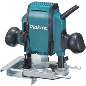 Makita overfræser, 8mm, 900W