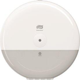 Tork T8 SmartOne Dispenser toiletpapir, hvid