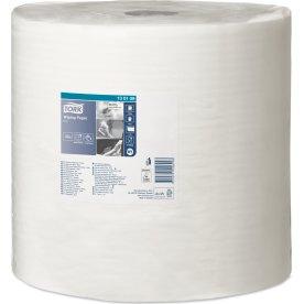Tork W1 Standard Aftørringspapir, hvid