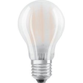 Osram Retro LED Standardpære mat E27, 8W=60W, dæmp