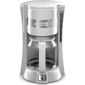 De'Longhi ICM15210.1W Drypkaffemaskine, hvid