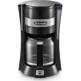 De'Longhi ICM15210.1B Drypkaffemaskine, sort
