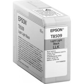 Epson T8509 blækpatron, meget lys sort