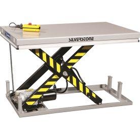 Silverstone El-løftebord, 4000 kg, 300-1400 mm