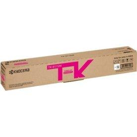 Kyocera TK-8115M lasertoner, magenta, 6000s