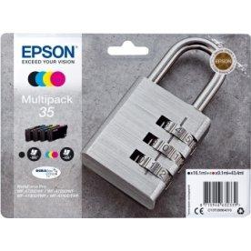 Epson T3586 blækpatroner multipak BCMY m/alarm