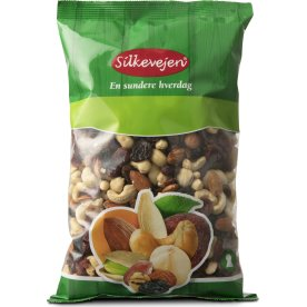 Silkevejen Bær & Nøddemix, 1 kg
