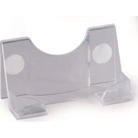 Durable Visitkortholder i akryl