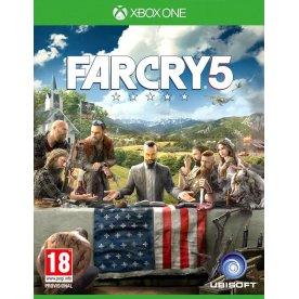 Far Cry 5 til Xbox One