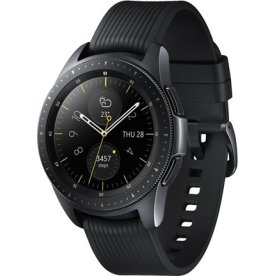 Samsung Galaxy Watch 4G og Bluetooth, 42mm, sort