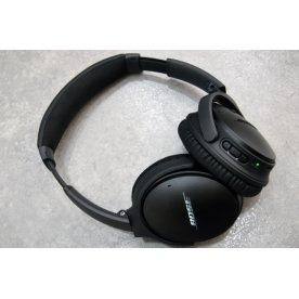 Bose QuietComfort 35 II trådløst headset, sort