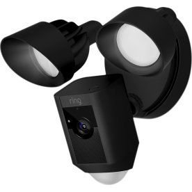 Ring Floodlight Cam, sort