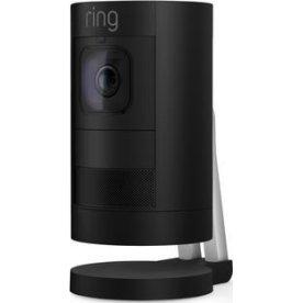 Ring Stick Up trådløs overvågningskamera, sort