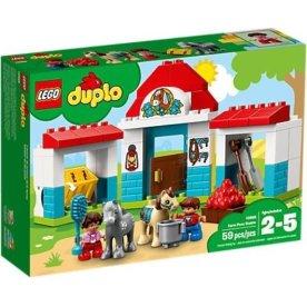 LEGO DUPLO 10868 Ponystald, 2-5 år