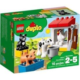 LEGO DUPLO 10870 Dyr på bondegården, 2-5 år