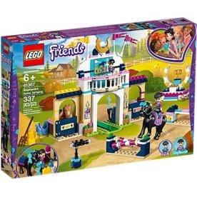 Lego Friends 41367 Stephanies ridespringningsbane