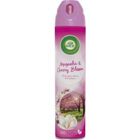 Air Wick Aerosol Magnolia & Cherry Blossom, 240 ml