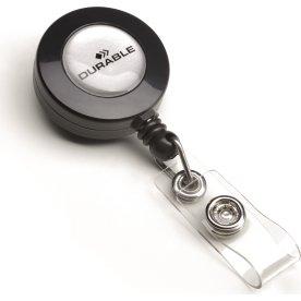 "Durable holder til navneskilte ""jojo"" m. 80cm snor"