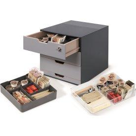 Durable Coffee Point box, grå