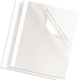 Fellowes Standard Thermal Binding cover 15mm, hvid