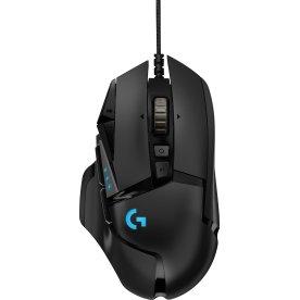 Logitech G502 hero høj performance gaming mus