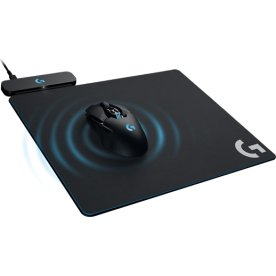 Logitech Gaming musemåtte med PowerPlay-system
