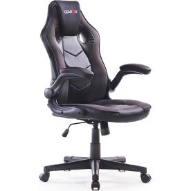Gear4U Gambit Pro Gamer stol, sort