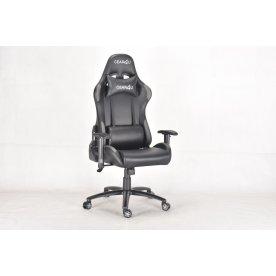 Gear4U Elite Pro gamerstol, sort/grå