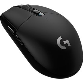 Logitech G305 Lightspeed trådløs gaming mus, sort