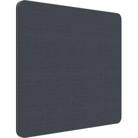 Lintex Bordskærmvæg, Mørkegrå, B80xH70cm
