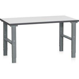 Arbejdsbord 500 kg, Laminat, 1600x800 mm