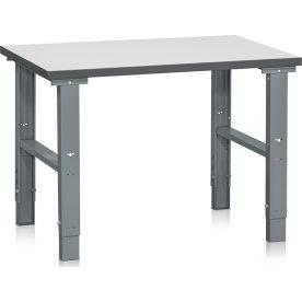 Arbejdsbord 500 kg, Laminat, 1200x800 mm