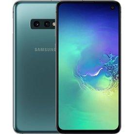 "Samsung Galaxy S10e 128GB 5.8"" smartphone, grøn"