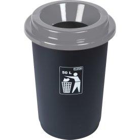 Minatol Affaldsspand ECO, 50 L, grå