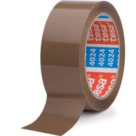 tesa Pakketape, 38 mm, brun