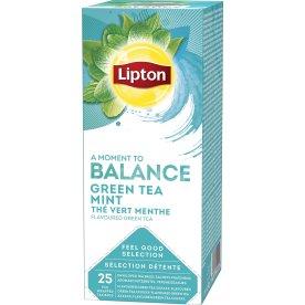 Lipton Grøn te mint 25 breve