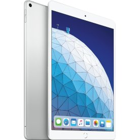 Apple iPad Air, 64GB, Wi-Fi + Cellular, Sølv