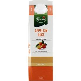 Rynkeby Appelsinjuice, 1 ltr.