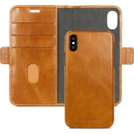 dbramante1928 Bernstorff case iPhone X/Xs, tan