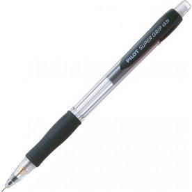 Pilot Super Grip pencil H 185, 0,5 mm, sort